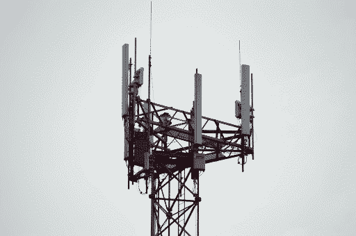 cell phone tower in New York City